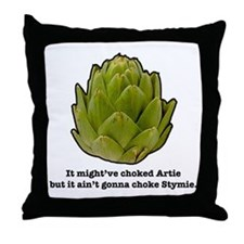 ARTICHOKE STYMIE - Throw Pillow