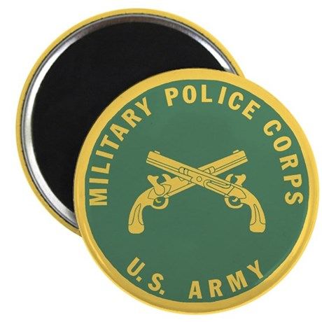 372nd MP Battalion<BR>Magnet 10 Pack