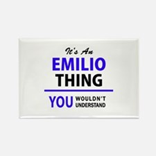 EMILIO thing, you wouldn't understand! Magnets