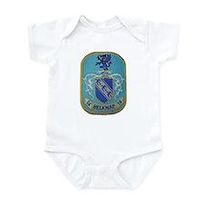 USS BELKNAP Infant Bodysuit