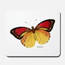 Red Yellow Butterfly Mousepad