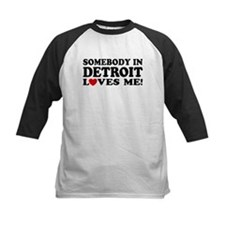 Somebody In Detroit Loves Me Tee
