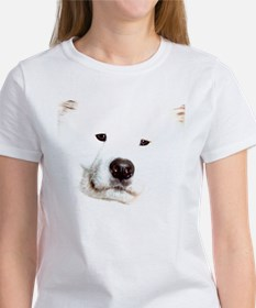 Samoyed Face Women's T-Shirt