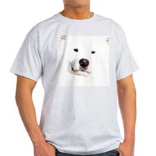 Samoyed Face T-Shirt