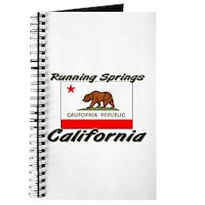 Running Springs California Journal
