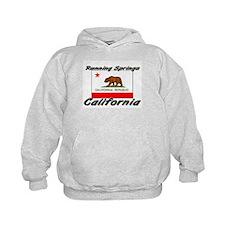 Running Springs California Hoodie