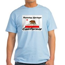 Running Springs California T-Shirt