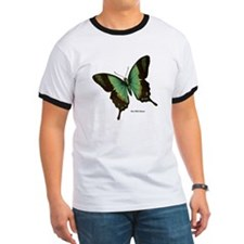 Green Butterfly (Front) T
