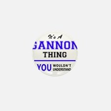 GANNON thing, you wouldn't understand! Mini Button
