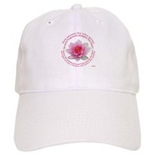 Buddha Lotus Flower Baseball Cap