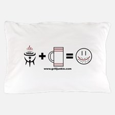 Grilling + Beer = Happy Pillow Case