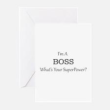 Boss Greeting Cards
