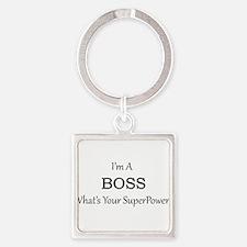 Boss Keychains