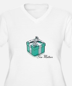 Blue Box Plus Size T-Shirt
