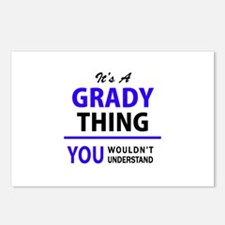 GRADY thing, you wouldn't Postcards (Package of 8)