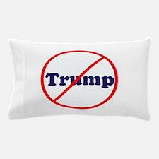 Anti Trump, Dump Drumpf, no Trump Pillow Case