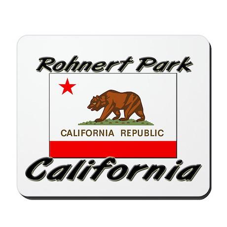 Rohnert Park California Mousepad