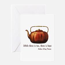 Tea & Hope Greeting Cards