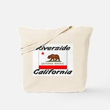 Riverside California Tote Bag