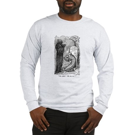 Scrooge's Grave Long Sleeve T-Shirt