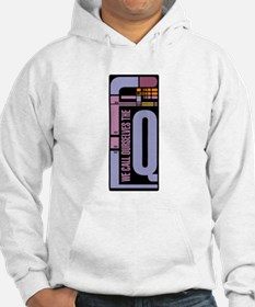 We call ourselves the Q Jumper Hoody