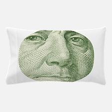 Benjamin Franklin Pillow Case