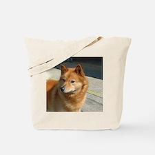 Unique Finnish spitz Tote Bag