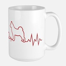 NORWEGIAN ELKHOUND Mugs