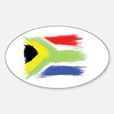South Africa flag cape town Decal