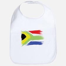 South Africa flag cape town Bib