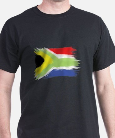 South Africa flag cape town T-Shirt