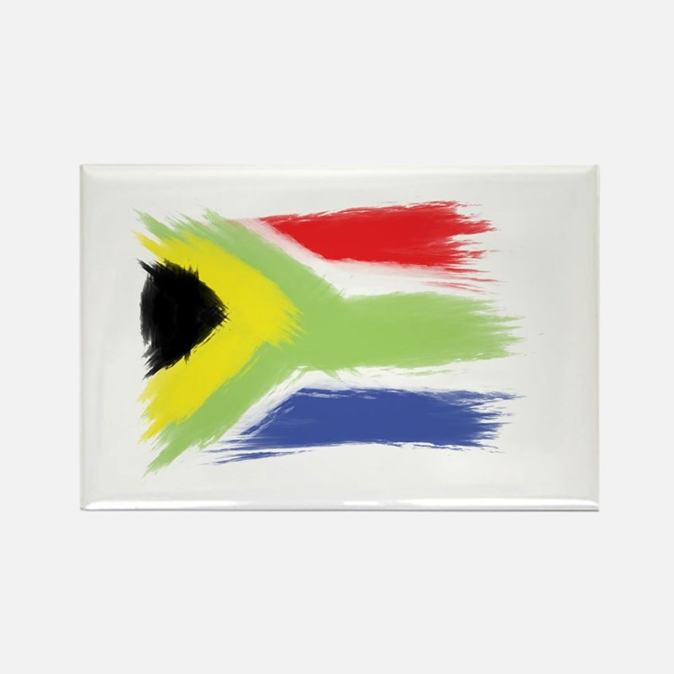 South Africa flag cape town Magnets