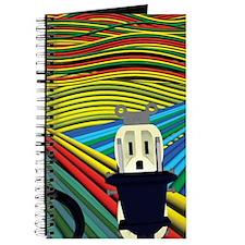 Scream painting Journal