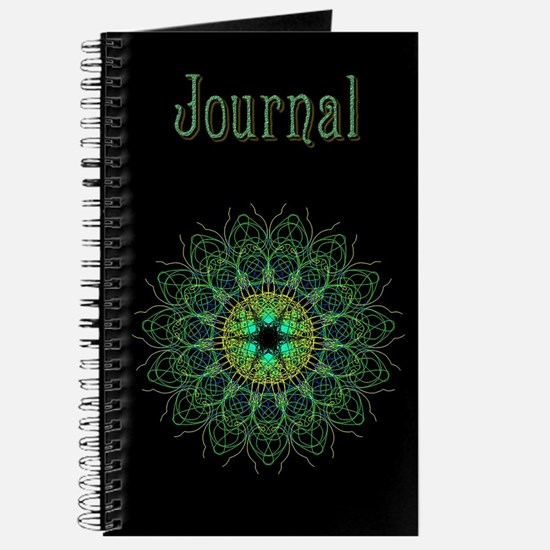 Tangled up in Green Journal