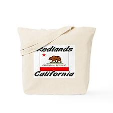 Redlands California Tote Bag