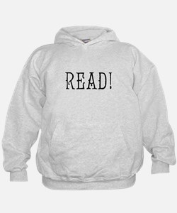 Book man's best friend Groucho Marx Hoodie