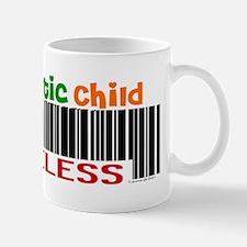 Priceless 2 (Autistic Child) Mug