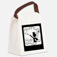 """""""Honk! Honk!"""" Canvas Lunch Bag"""