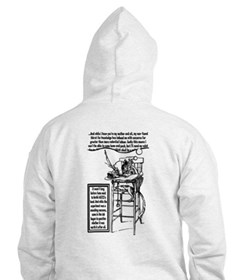 The Experiment Hoodie