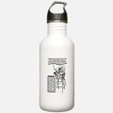 The Experiment Water Bottle