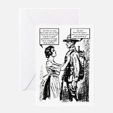 Evolution of English Greeting Card