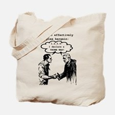 Cute War criminals Tote Bag
