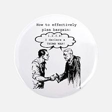"""Cute Legal 3.5"""" Button (100 pack)"""