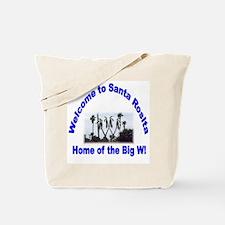 Big W  Tote Bag