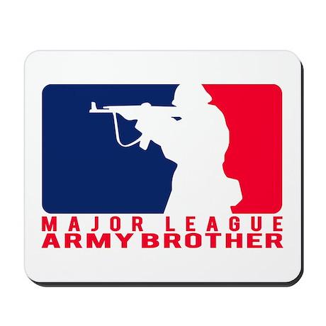 Major League Bro 2 - ARMY Mousepad