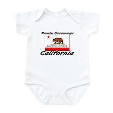 Rancho Cucamonga California Infant Bodysuit