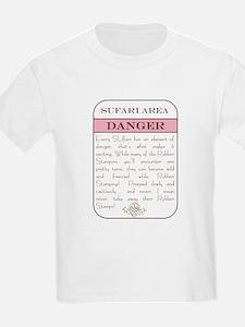 SUfari Danger T-Shirt