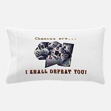 RPG, D&D, Gamer Dice Pillow Case