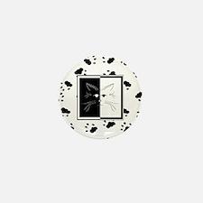 Cute Moggie Mini Button