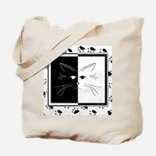 Cute Moggie Tote Bag